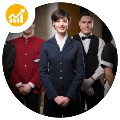 Hotelaria e Turismo  - 18 horas (Modalidade Online)