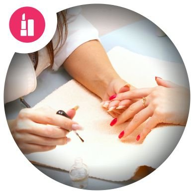 Manicure e Pedicure - 20 horas