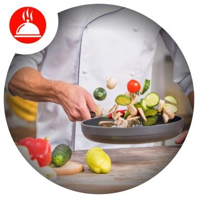 Gastronomia - 10 horas (Modalidade Online)