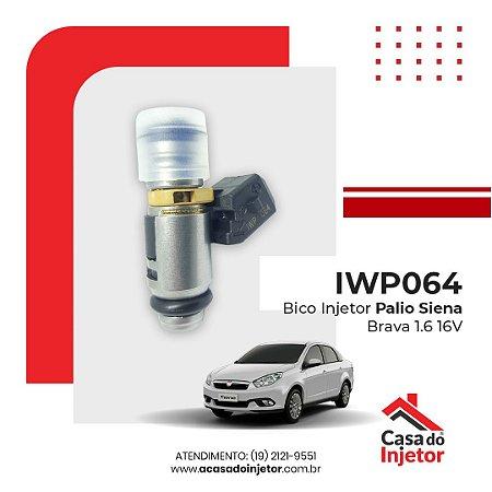 Bico Injetor Palio Siena Brava 1.6 16V IWP064