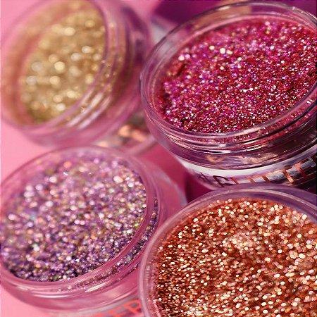 BT Glitter Coleção Mel Rose - Bruna Tavares