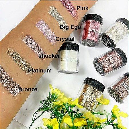 Glitter Solto Shine - Ruby Rose