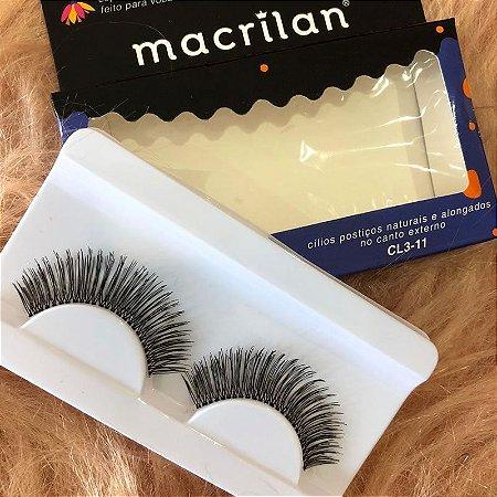 Cílios Postiços CL3-11 - Macrilan