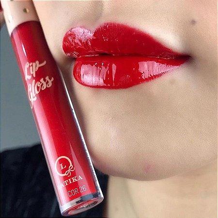 Lip Gloss Cor 26 - Latika
