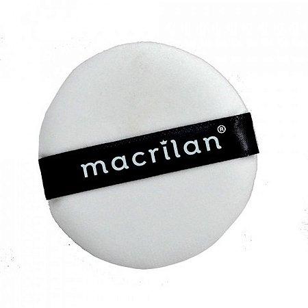 Esponja Puff Para Maquiagem EP01 - Macrilan