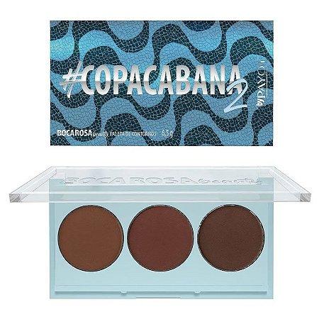Paleta De Contorno Copacabana2 Boca Rosa Beauty