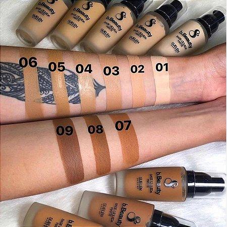 Base Líquida Matte Oil Free bBeauty - Suelen Makeup
