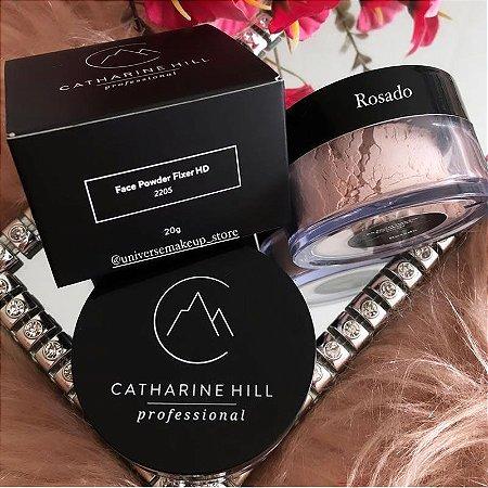 Pó Facial Translúcido Fixador Catharine Hill