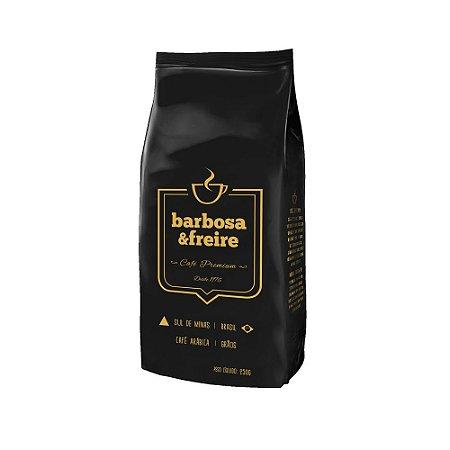 Café Arábica Barbosa e Freire - Grãos