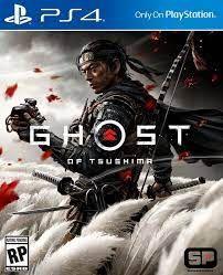 Jogo Game Ghost of Tsushima - PS4