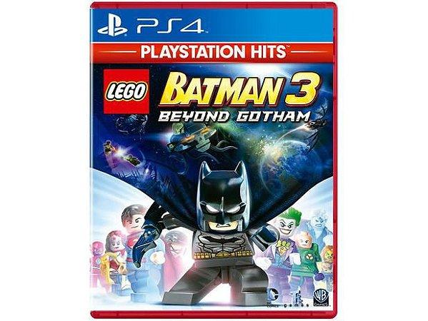 Jogo Game Lego Batman 3 - PS4