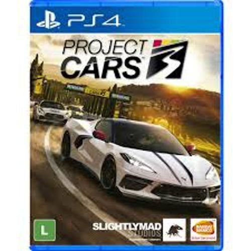 Jogo para PS4 / Project Cars 3