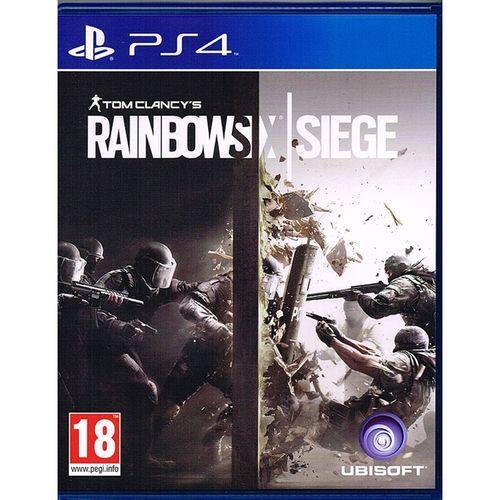 Jogo para PS4 / Tom clancy´s rainbow six siege