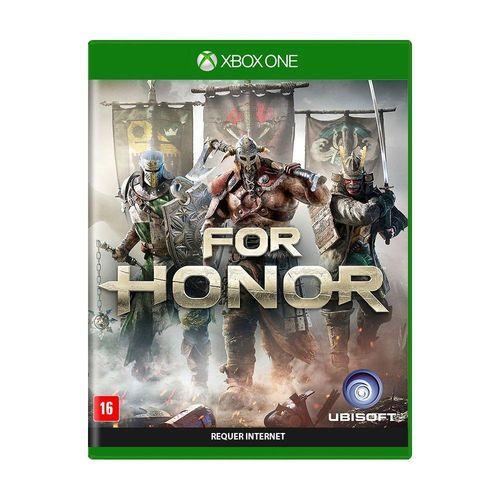 Jogo para Xbox one / For Honor