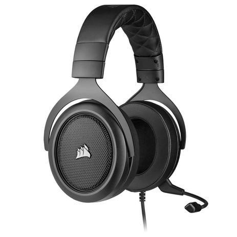 Headset Pro Stereo HS50 Corsair Preto Gamer