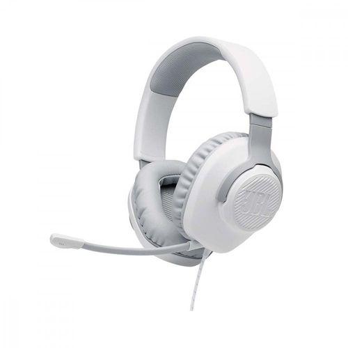 Headset JBL Quantum 100 White Sound Is Survival