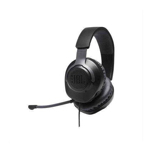 Headset JBL Quantum 100 Black Sound Is Survival