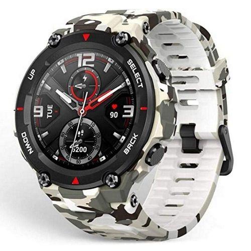 Relógio Smartwatch Amazfit T - Rex Camuflado A1919