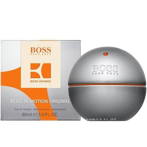 Hugo Boss In Motion Masculino Eau de Toilette -  90ml
