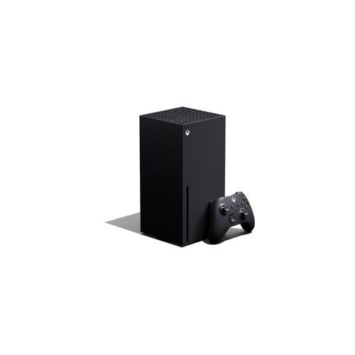 Xbox Series X - 1TB SSD  -  Black