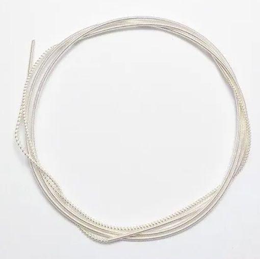 Corda Avulsa para Violão Nylon Giannini GENWPM4 4a .028 Clássico Tensão Média