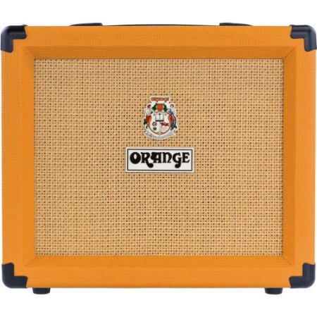 Amplificador Orange Crush 20 - combo para guitarra 2ch 20w 1x8""