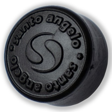 Pedal Top Santo Angelo - Footswitch Topper - Preto - 10 unidades