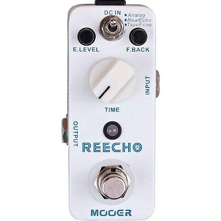 Pedal Mooer Reecho Digital Delay - MRDD