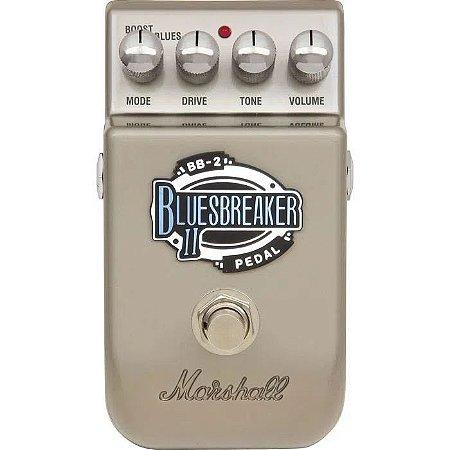 Pedal Marshall BB-2 Bluesbreaker II overdrive e boost