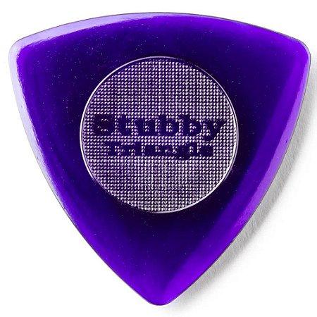 Palheta Dunlop 474R Tri Stubby 3,0mm 24 un