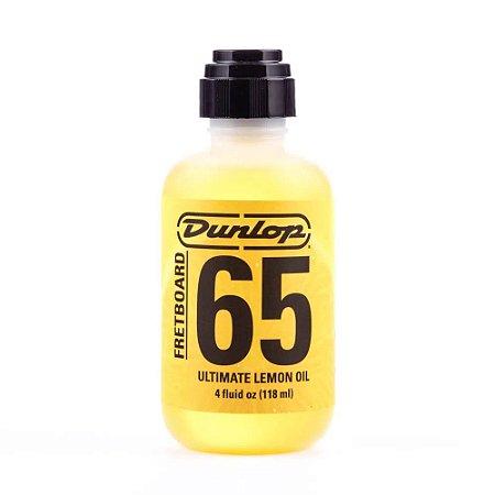 Óleo de Limão Dunlop Fretboard 65 118ml