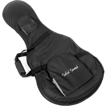 Hard Bag Solid Sound Guitarra Semi Acústica