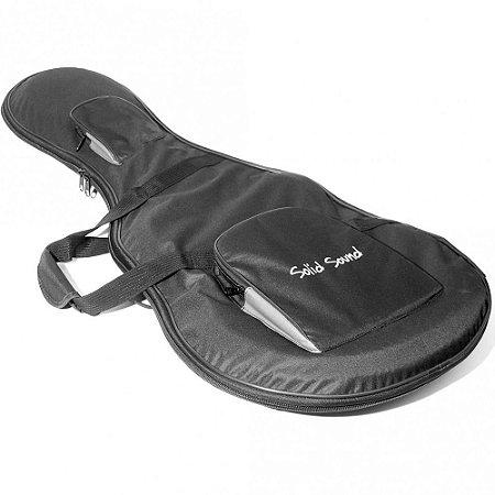 Hard Bag Solid Sound Guitarra Les Paul