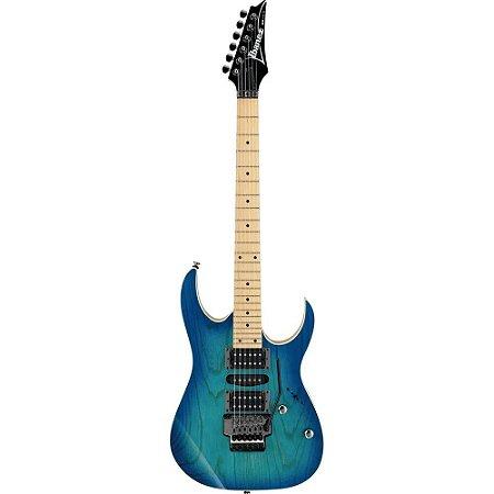 Guitarra Ibanez RG370AHMZ BMT Blue Moon Burst