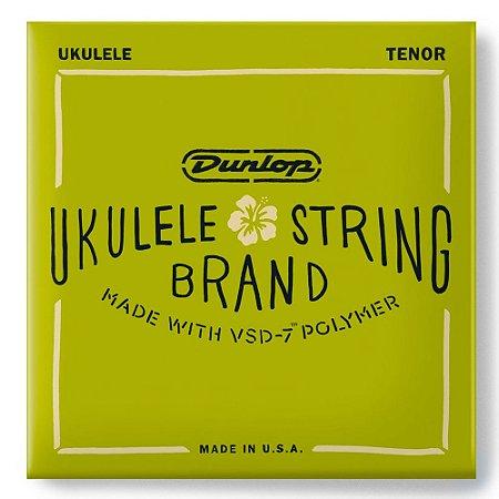 Encordoamento Ukulele Dunlop DUQ303 Tenor com Polímero VSD-7
