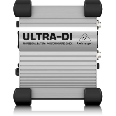 Direct Box Behringer ULTRA-DI DI100