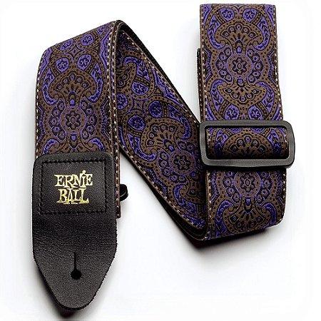 Correia Ernie Ball 4164 Purple Paisley Jacquard