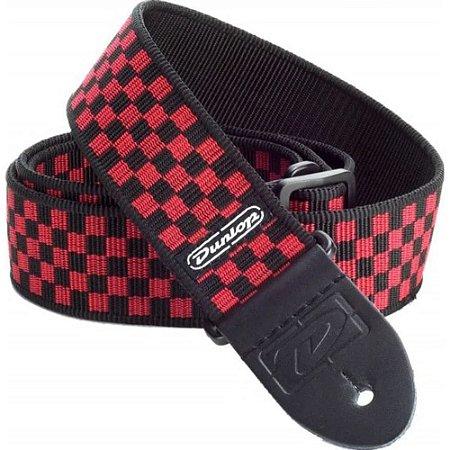 Correia Dunlop D38-31RD Red Check