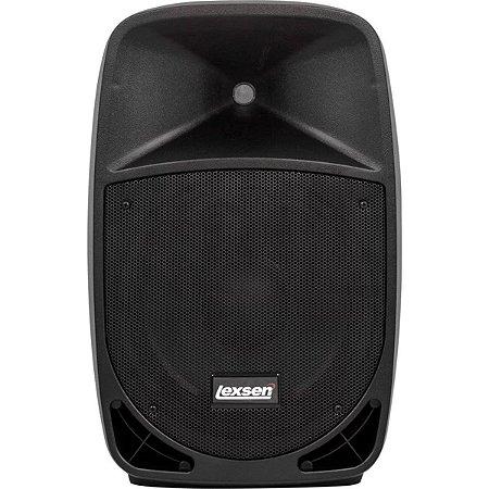 """Caixa Ativa Lexsen LX-12 MP3 12"""" 140W bivolt"""