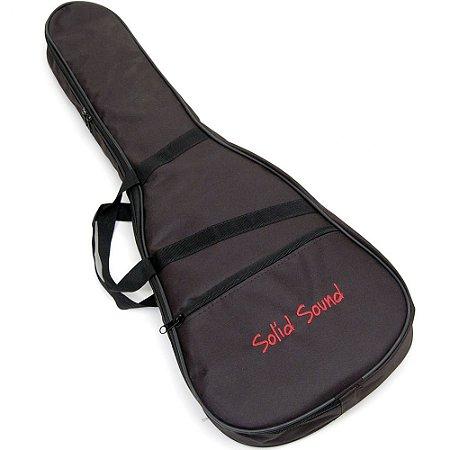 Bag Solid Sound Ukulele Tenor - Lee