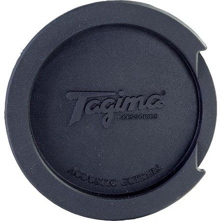 Anti Feedback Tagima Sound para Violão Folk Preto Boca Redonda 10cm - TAF 2A - BK