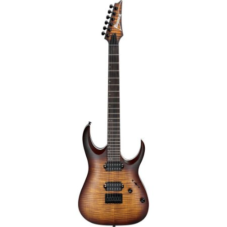 Guitarra Ibanez RGA42FM DEF Dragon Eye Burst Flat