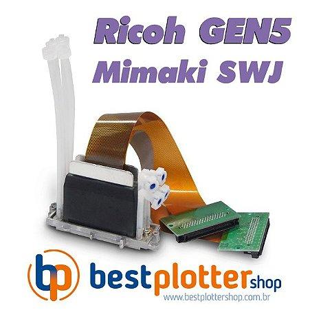 Cabeça Ricoh Gen5 - Mimaki SWJ