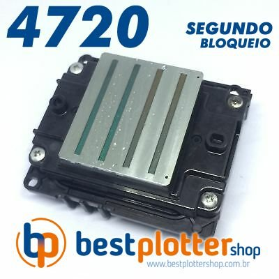 Epson 4720 - SEGUNDO Bloqueio