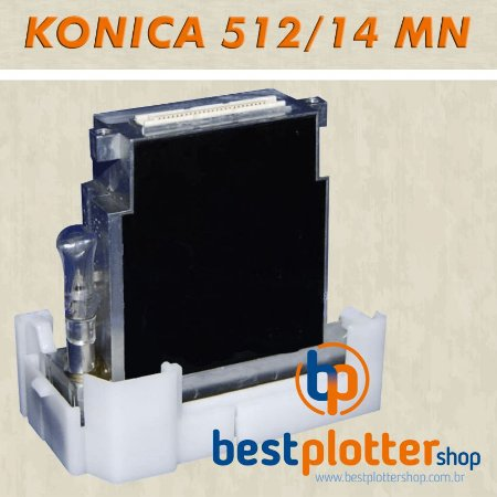 Cabeça De Impressão Konica KM512 MN (14pl)