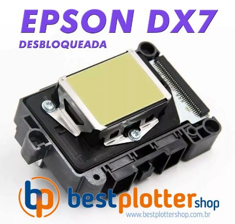 Epson DX7 - DESBLOQUEADA