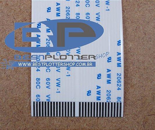 FLAT 30 Vias - 32mm - 40cm - Vias do MESMO lado