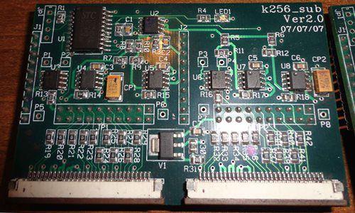 Small Board para gerenciadora de cabeças JHF 6000