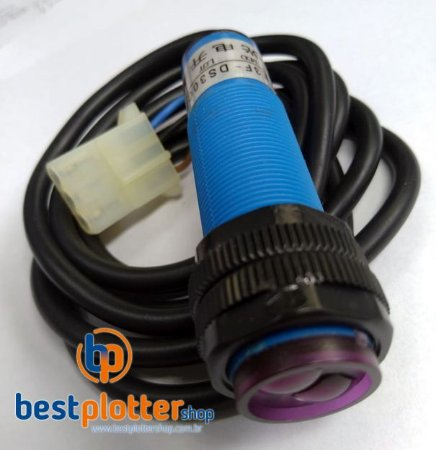 Sensor Fotoelétrico - Leitura de Mídia