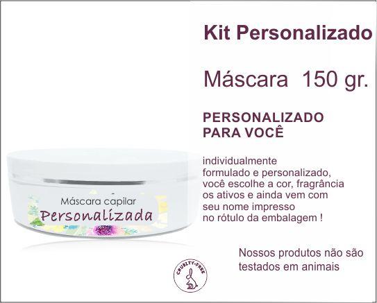 MÁSCARA 150 GR Personalizada